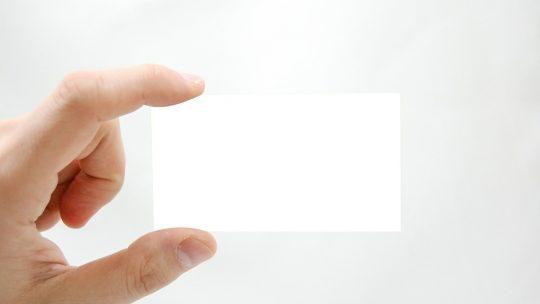 Des astuces pour obtenir des cartes de visites professionnelles à petit prix