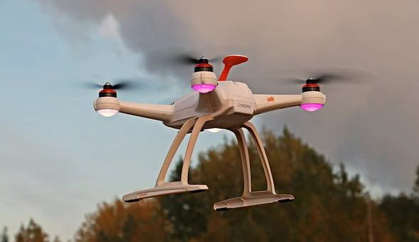 drone utilisation