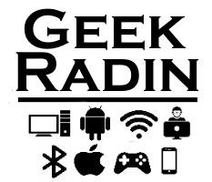 Geek Radin Blog