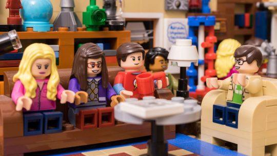 LEGO®, les petites briques qui s'invitent dans l'univers Geek